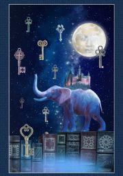 Märchenhafte Illustration, Rita Gil Brand 2020