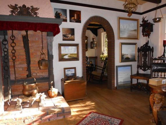 Galerie Uricum unten