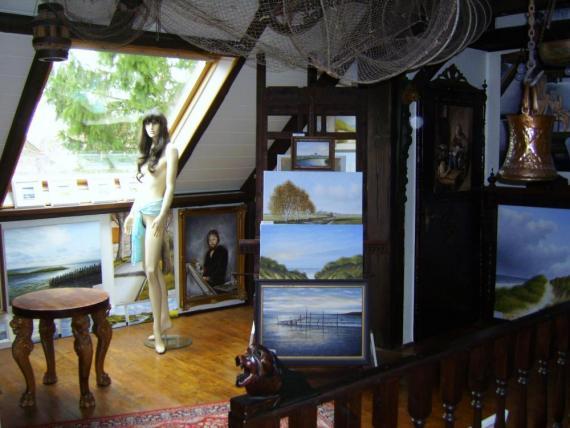 Galerie Uricum oben