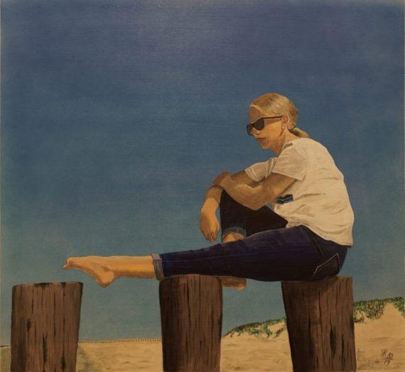 Acrylmalerei - Ralf Runge