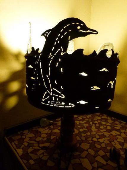 Maritime Lampe Ansicht 1